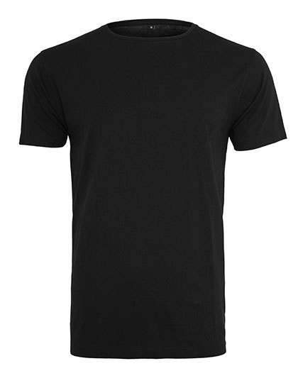 BY005 Build Your Brand Light T-Shirt Round Neck