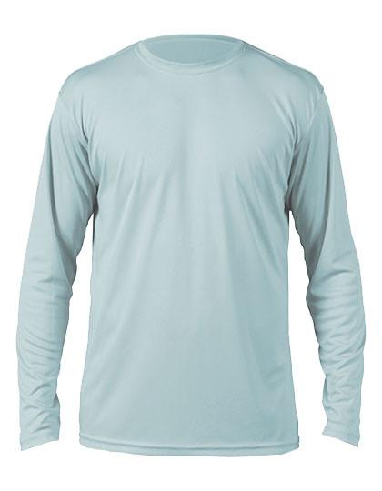 VA700 Vapor Apparel Solar Performance Long Sleeve T-Shirt