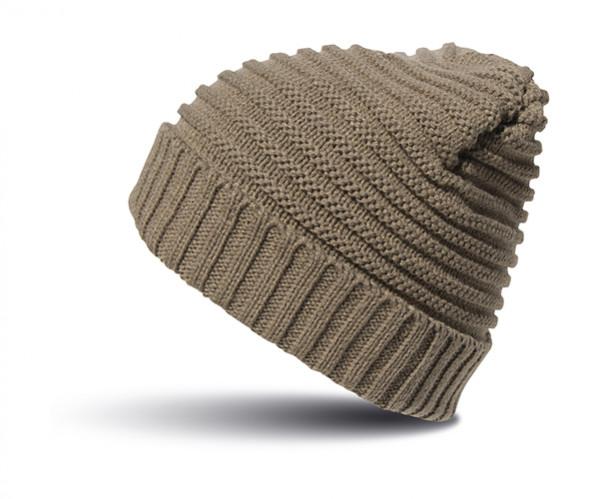 RC376 Result Winter Essentials Braided Hat
