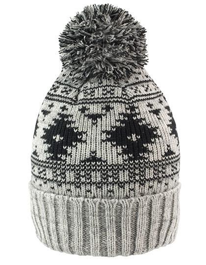RC356 Result Winter Essentials Deluxe Fair Isle Hat
