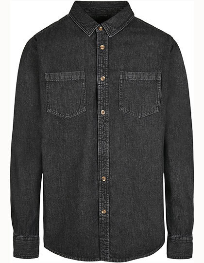 BY152 Build Your Brand Denim Shirt