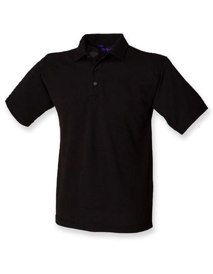 W400 Henbury Men`s 65/35 Classic Piqué Polo Shirt
