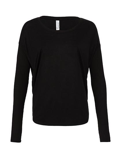 BL8852 Bella Flowy Long Sleeve T-Shirt