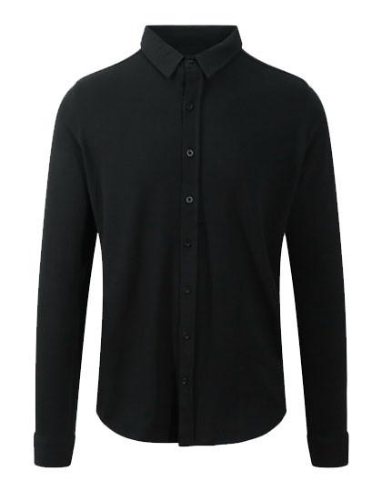 SD042 So Denim Oscar Knitted Shirt