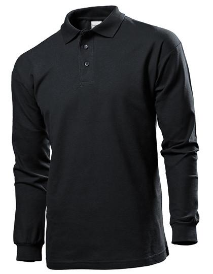 S540 Stedman® Long Sleeve Polo