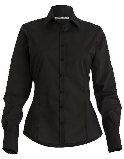 K743F Kustom Kit Business Shirt Long Sleeve
