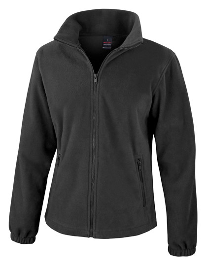 RT220F Result Core Ladies Fashion Fit Outdoor Fleece Jacket