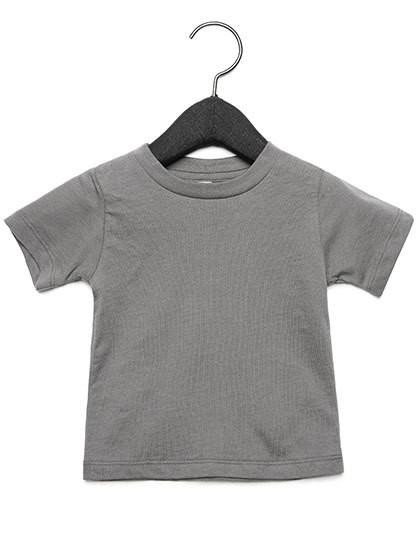 CV3001B Canvas Baby Jersey Short Sleeve Tee