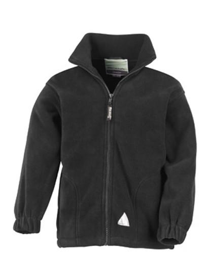 RT36Y Result Youth Active Fleece Jacket
