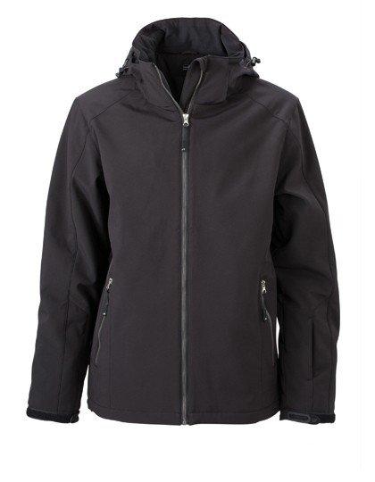 JN1054 James+Nicholson Men´s Wintersport Softshell