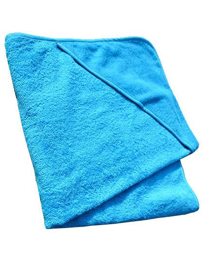 AR31B A&R Babiezz Baby Hooded Towel