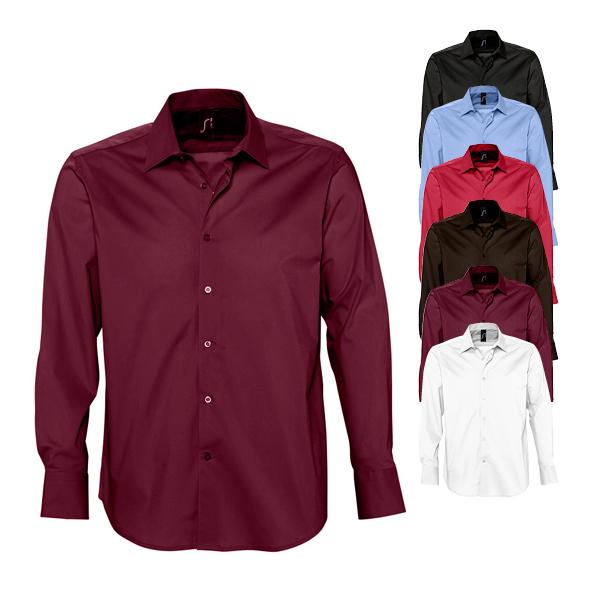 Stretch Hemden und Blusen günstig kaufen   Textilwaren24 3d10624f8a