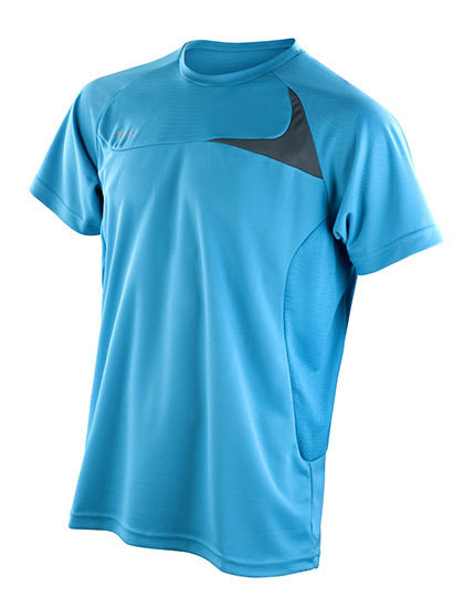 RT182 SPIRO Mens Dash Training Shirt