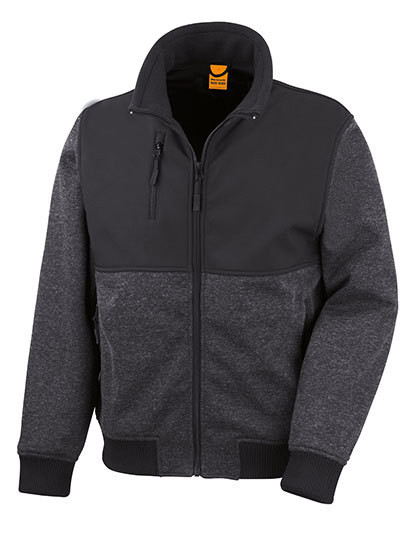 RT315 Result WORK-GUARD Brink Stretch Work Jacket