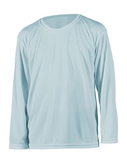 VA780 Vapor Apparel Youth Solar Performance Long Sleeve T-Shirt