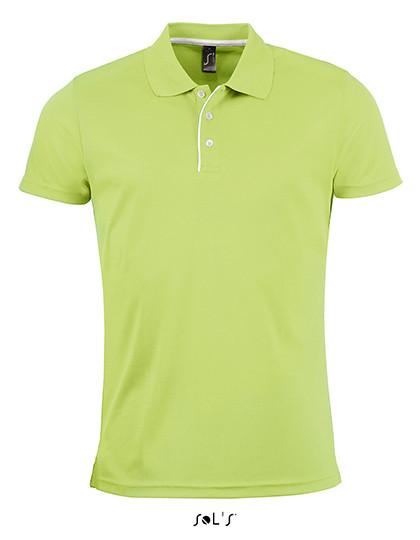 L542 SOL´S Mens Sports Polo Shirt Performer