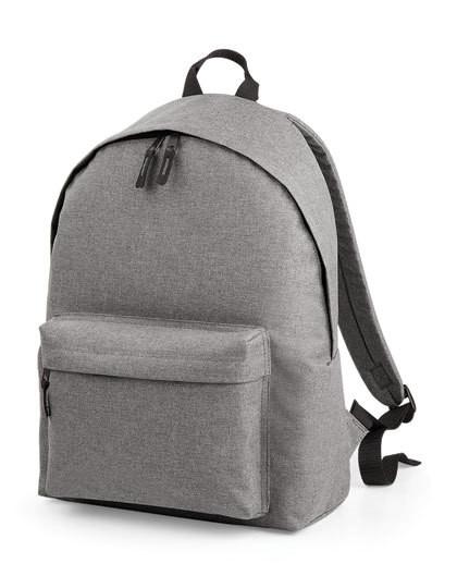 BG126 BagBase Two-Tone Fashion Backpack