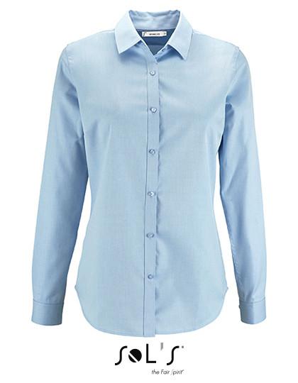 L02103 SOL´S Womens Herringbone Shirt Brody