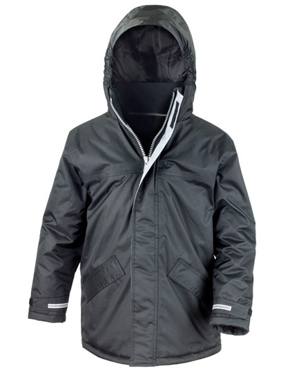 RT207J Result Core Junior Winter Parka