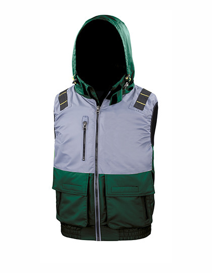 RT335 Result WORK-GUARD Workguard X-Over Gilet