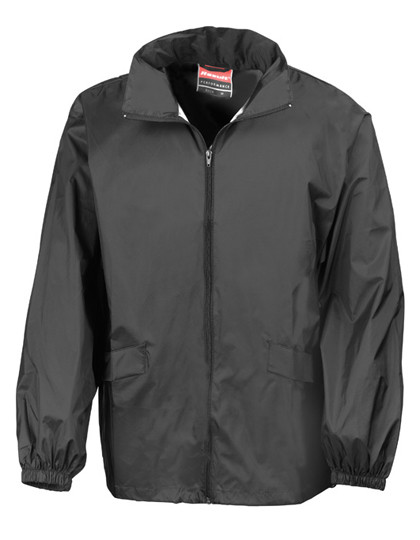 RT92A Result Windcheater in a Bag
