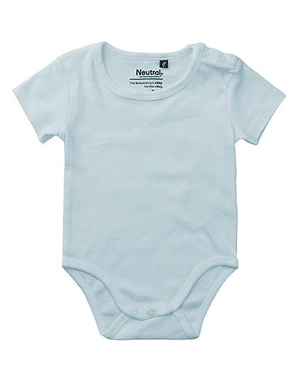 NE11030 Neutral Babies Short Sleeve Bodystocking