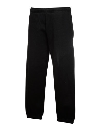F480NK Fruit of the Loom Kids Classic Elasticated Cuff Jog Pants