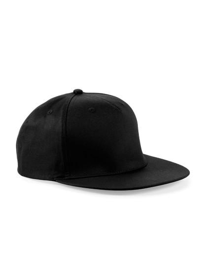 CB610 Beechfield 5-Panel Snapback Rapper Cap