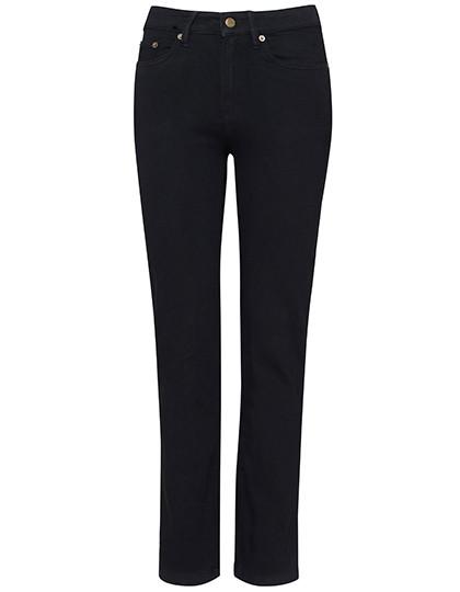 SD011 So Denim Ladies Katy Straight Jeans
