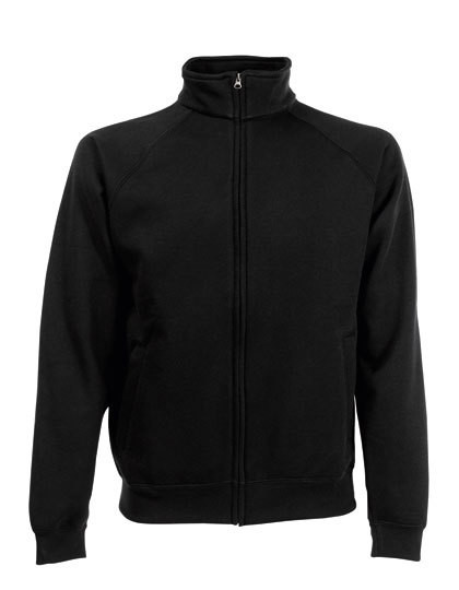 F457N Fruit of the Loom Classic Sweat Jacket