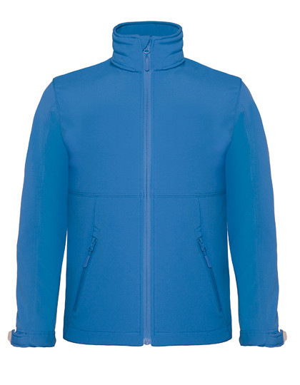 BCJK969 B&C Hooded Softshell / Kids