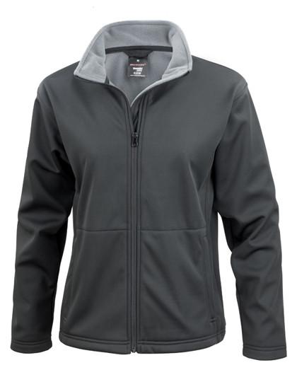 RT209F Result Core Ladies Softshell Jacket