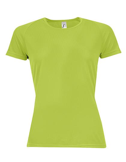 L200 SOL´S Womens Raglan Sleeves T Sporty