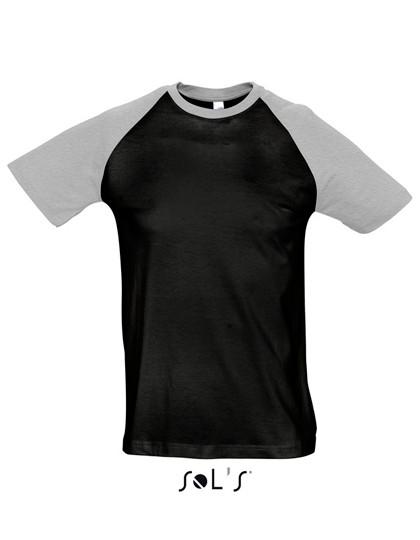 L140 SOL´S Raglan T-Shirt Funky 150