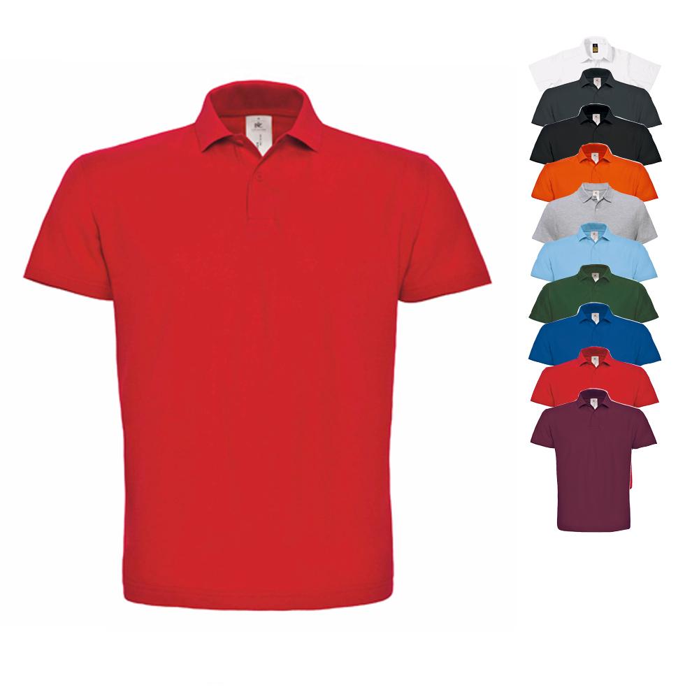 Baumwolle Polo Shirts für Damen und Herren kaufen 58265c98ec