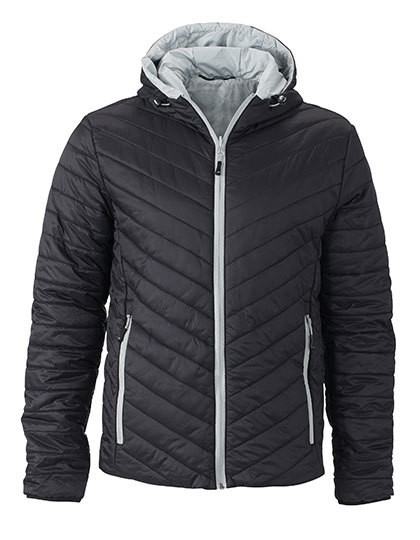 JN1092 James+Nicholson Mens Lightweight Jacket