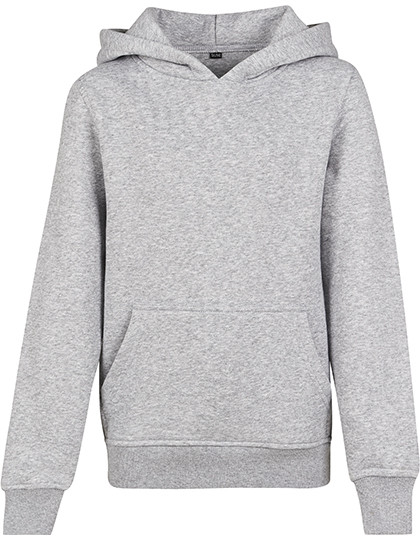 BY117 Build Your Brand Basic Kids Hoody