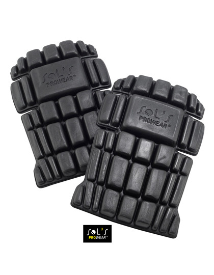 LP80601 SOL´S ProWear Protection Knee Pads Protect Pro (1 Paar)