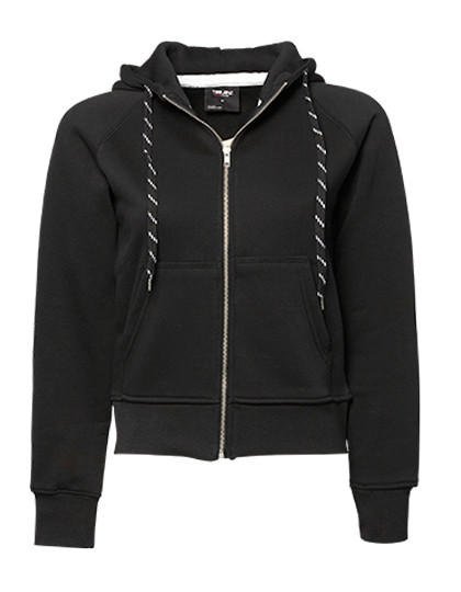 TJ5436N Tee Jays Ladies Hooded Zip-Sweat